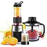 Mixer Smoothie Maker 3 in1 Multifunktion...