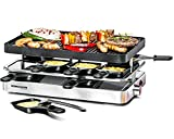 ROMMELSBACHER Raclette Grill RC 1400 - Wendeplatte...